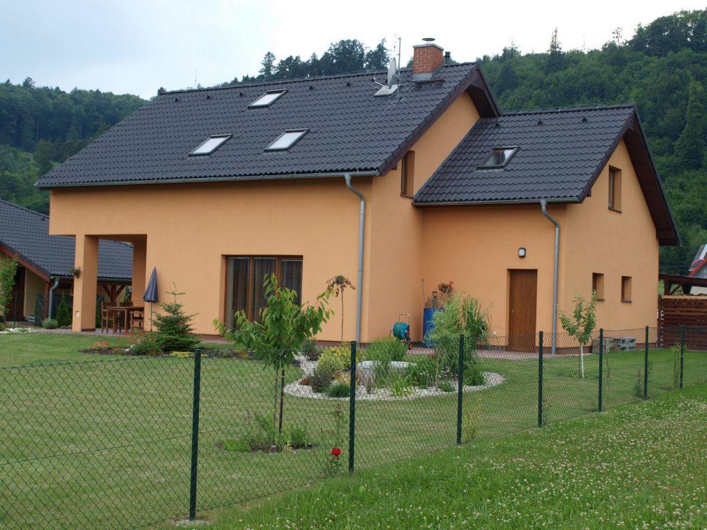 Rodinný dům Pod Hanuší O1