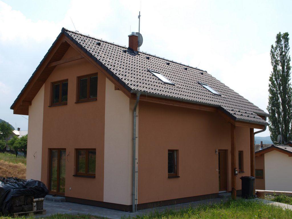 Rodinný dům Pískovna O1